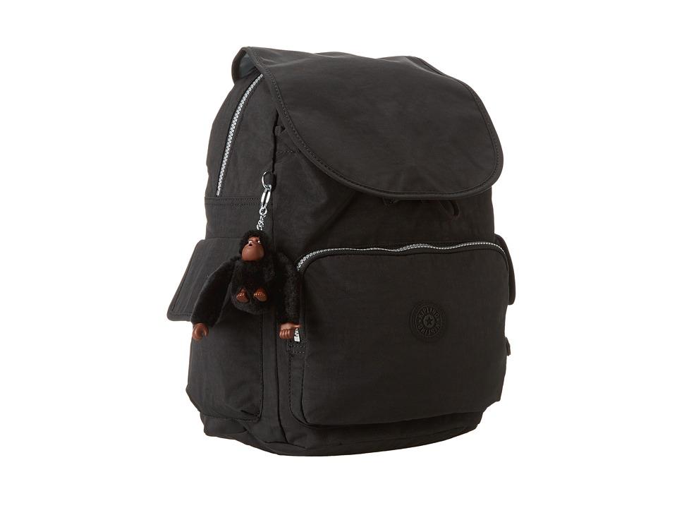 Kipling Ravier Backpack Black Backpack Bags