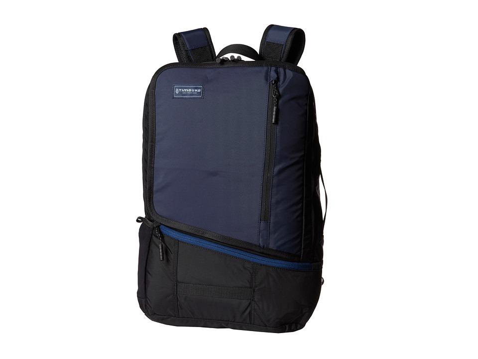 Timbuk2 - Q (Dusk Blue/Black) Backpack Bags