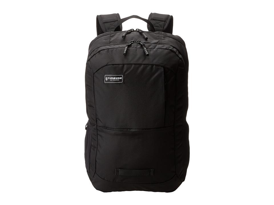 Timbuk2 - Parkside (Black) Backpack Bags