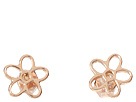 Marc by Marc Jacobs Cut Out Daisy Studs