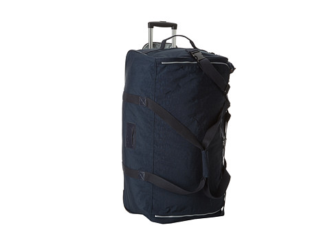 Kipling Discover Large Wheeled Luggage Duffle - True Blue