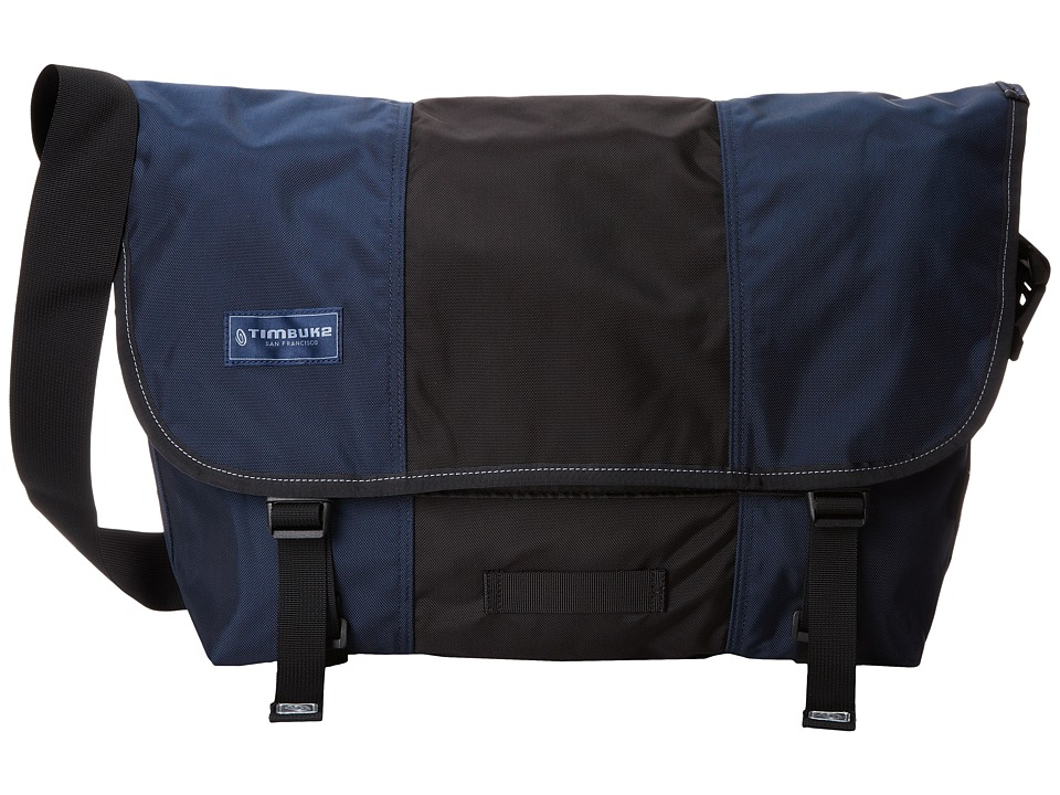 Timbuk2 - Classic Messenger Bag - Large (Dusk Blue/Black) Bags