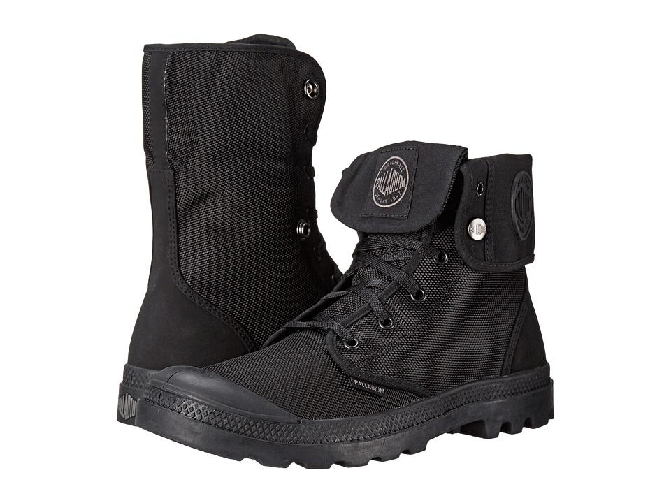 Palladium Mono Chrome Baggy II (Black) Boots
