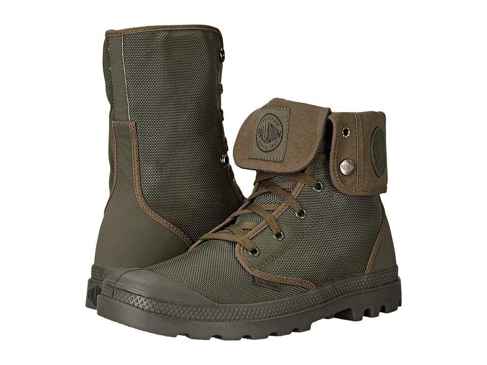 Palladium Mono Chrome Baggy II (Army Green) Boots