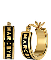 Marc by Marc Jacobs - Classic Marc Huggie Hoops