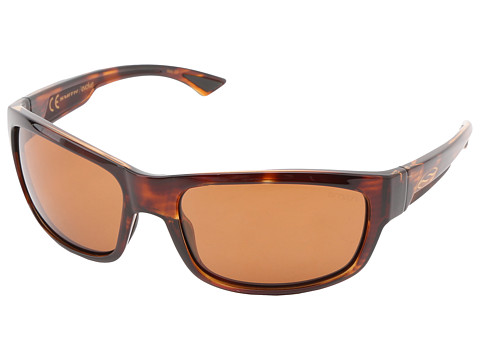 Smith Optics Dover - Tortoise Frame/Polarchromic Copper Techlite Glass Lenses
