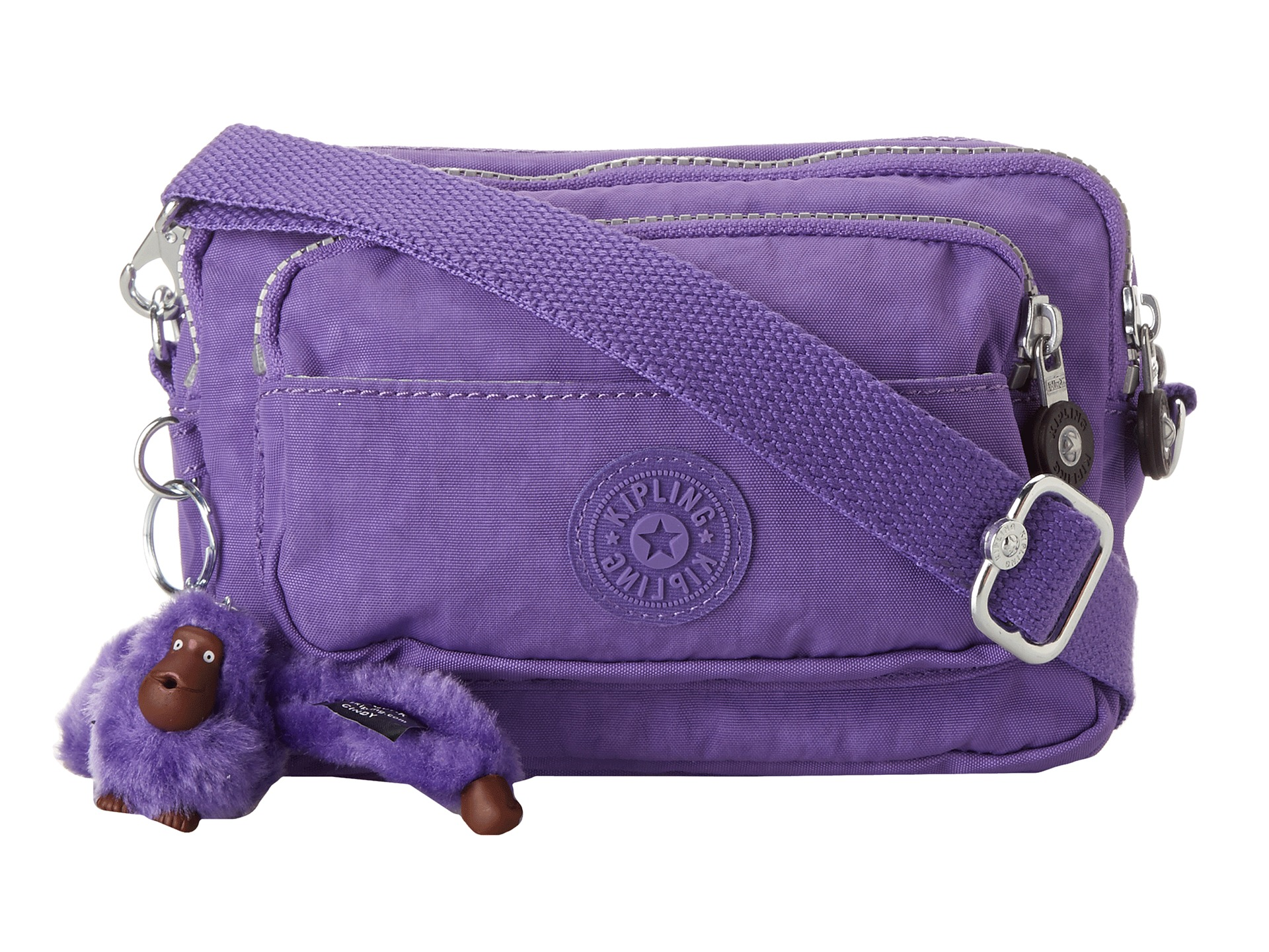 Kipling Multiple Belt Bag Shoulder Bag 108