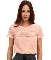 Marc by Marc Jacobs - Addy Lace Mix Top