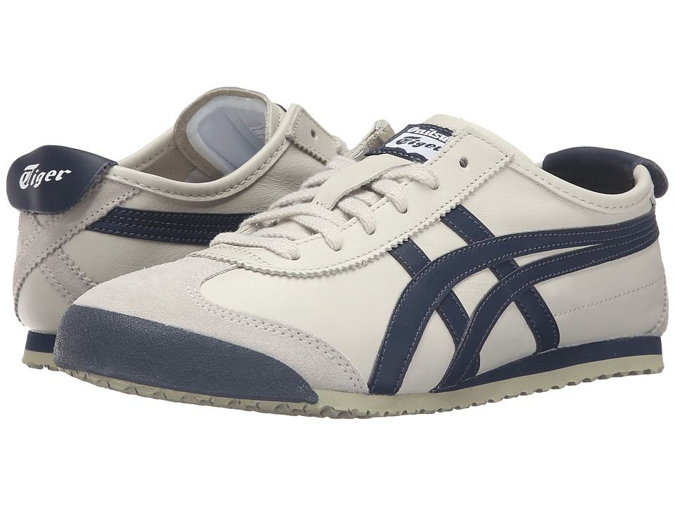 Onitsuka Tiger by Asics - Mexico 66 (Birch/Indian Ink/Latte 1) Lace up casual Shoes