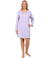 Karen Neuburger - Plus Size L/S Pullover Nightshirt