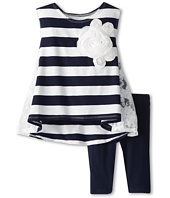 Pippa & Julie - Striped Knit Set (Toddler/Little Kids)
