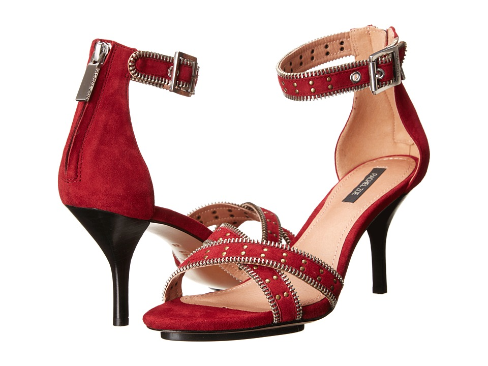 Rachel Zoe Nicolette (Ruby Kid Suede) High Heels