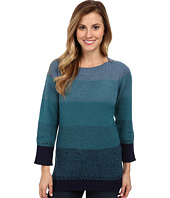 ExOfficio - Cafenista™ Ombre Boatneck Sweater