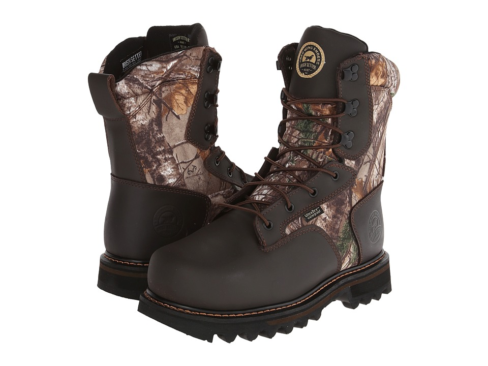 Irish Setter - Gunflint II (Realtree Xtra / Brown) Men