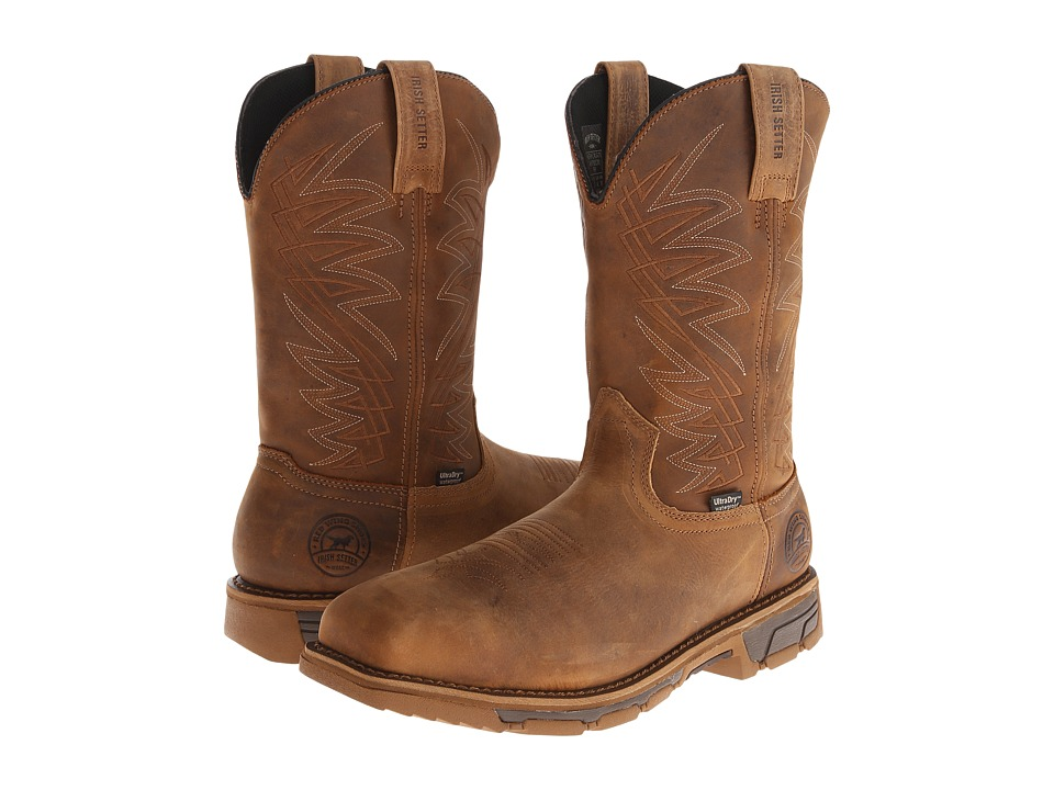 Irish Setter - Marshall (Brown Leather) Men