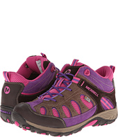 Merrell Kids - Chameleon Mid Lace Waterproof (Big Kid)