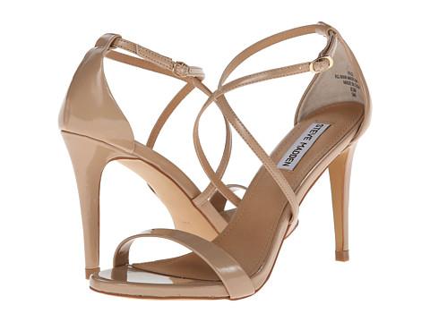 Steve Madden Feliz (Blush Patent) High Heels