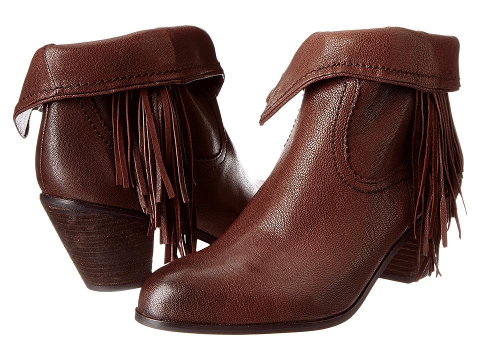Sam Edelman Louie (Dark Brown Leather) Women