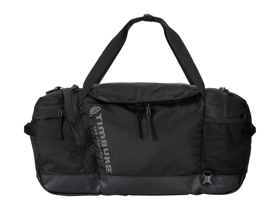 Timbuk2 - Race Duffel (Medium) (Black) Duffel Bags