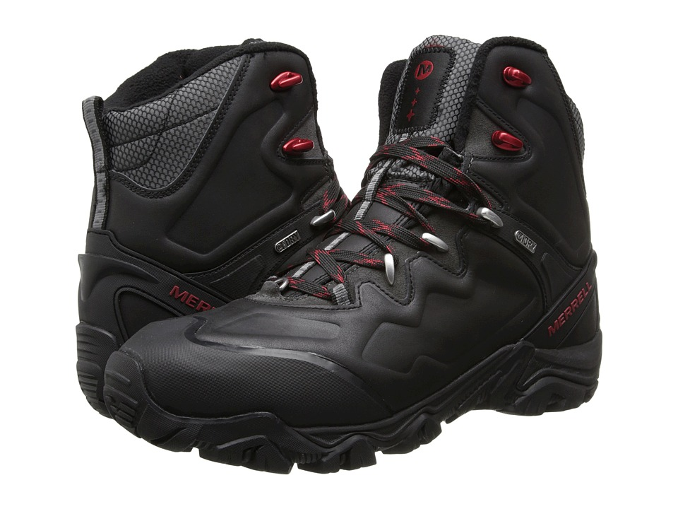 Merrell - Polarand 8 Waterproof (Black) Men