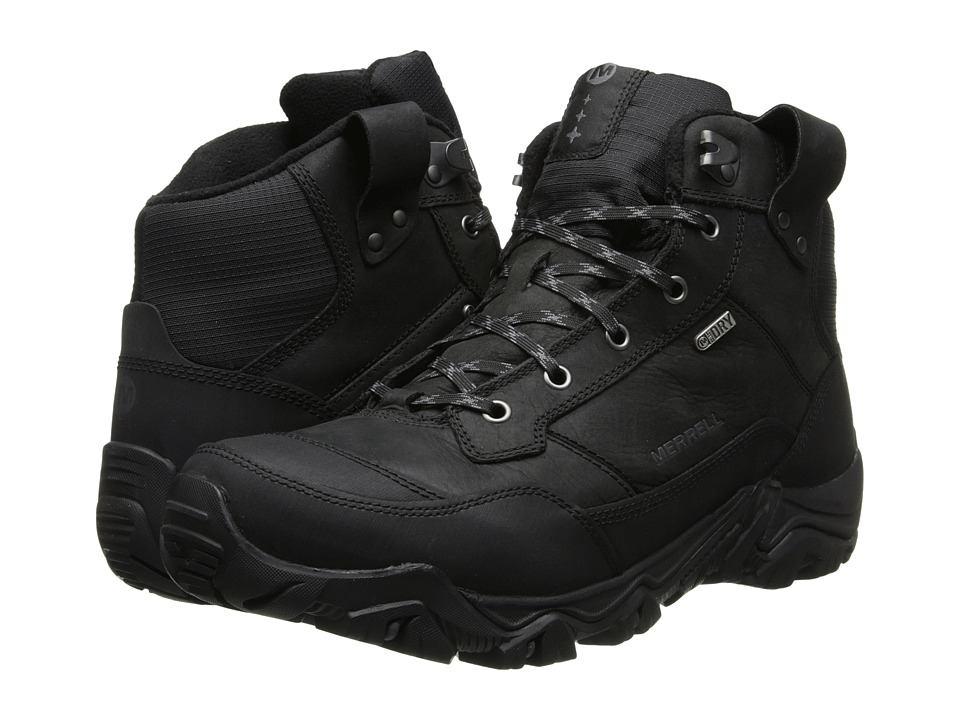 Merrell - Polarand Rove Waterproof (Black) Men