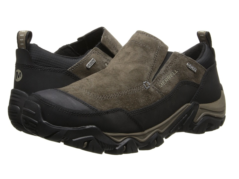 Merrell - Polarand Rove Moc Waterproof (Gunsmoke) Men