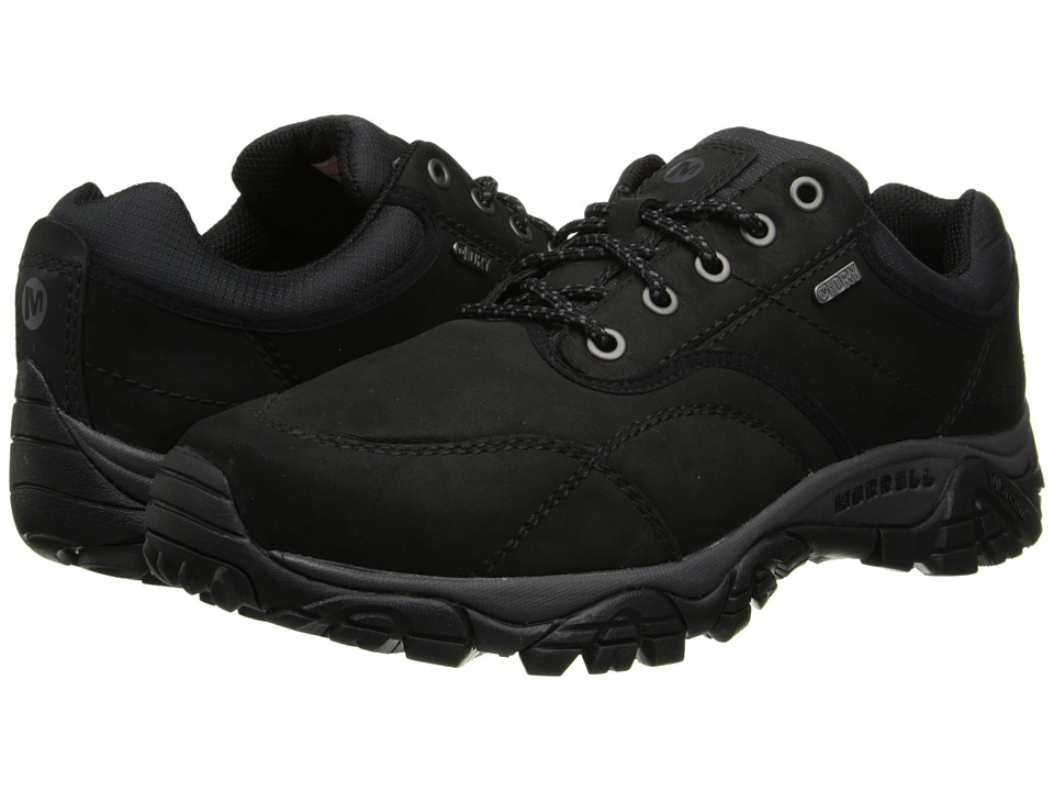 Merrell Moab Rover Waterproof (Black) Men