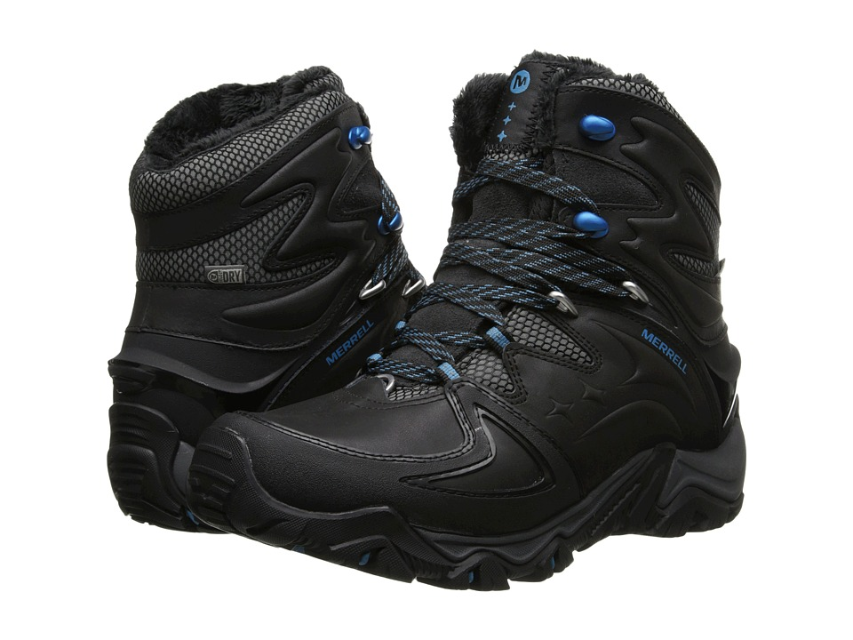 Merrell - Polarand 8 Waterproof (Black) Women