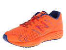 New Balance Kids 980 Takedown Little Kid, Big Kid Orange, Blue Shoes