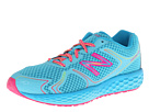 New Balance Kids 980 Takedown Little Kid, Big Kid Blue, Pink Shoes