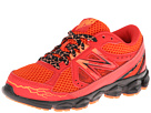 New Balance Kids 750v3 Little Kid, Big Kid Red Shoes