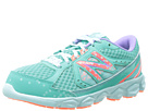 New Balance Kids 750v3 Little Kid, Big Kid Teal, Coral Shoes