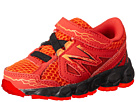 New Balance Kids 750v3 Infant, Toddler Red Shoes
