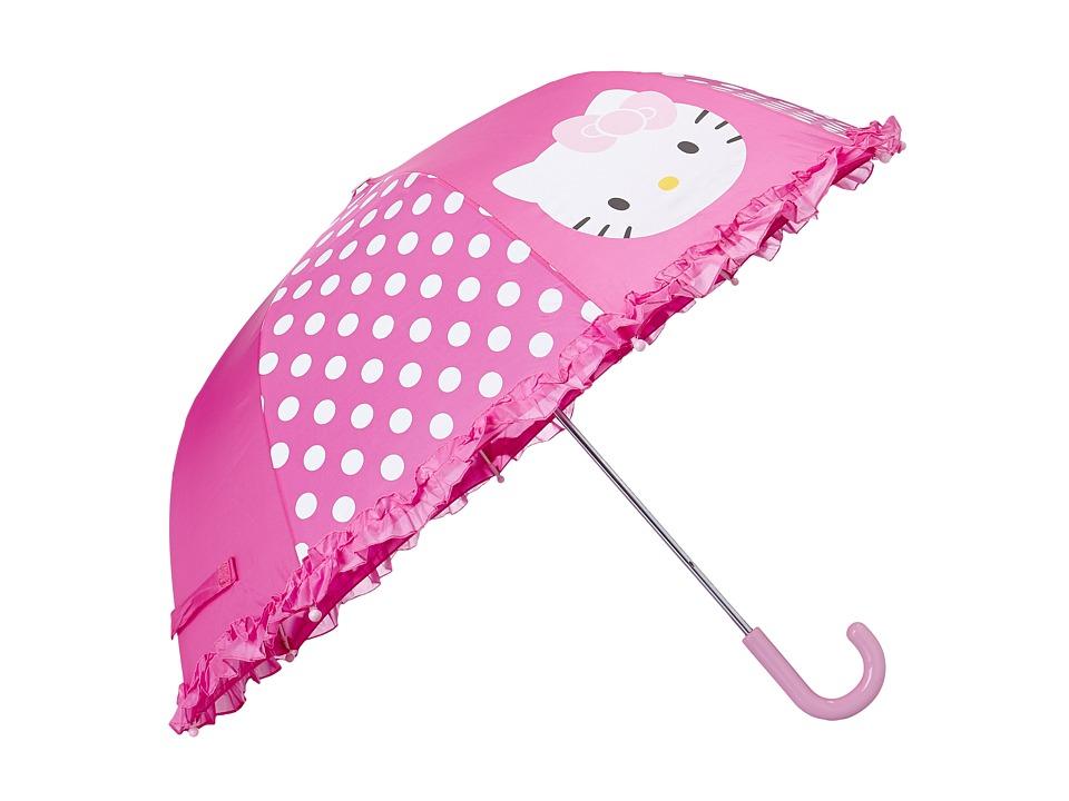 Western Chief Kids - Hello Kitty Cutie Dot Umbrella (Pink...