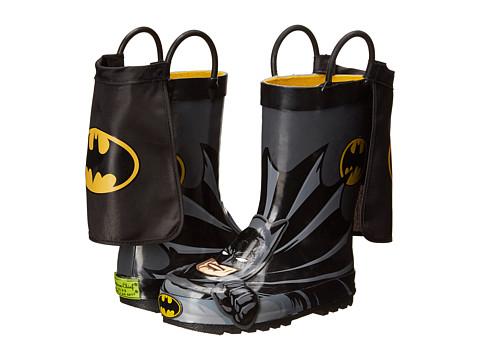 Western Chief Kids Batman Everlasting Rain Boot (Toddler/Little Kid/Big Kid)