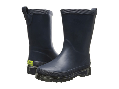 Western Chief Kids Camo Sole Solid Rain Boot (Toddler/Little Kid/Big Kid)