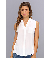 BCBGeneration - Chiffon Yoke Top TNW1R968
