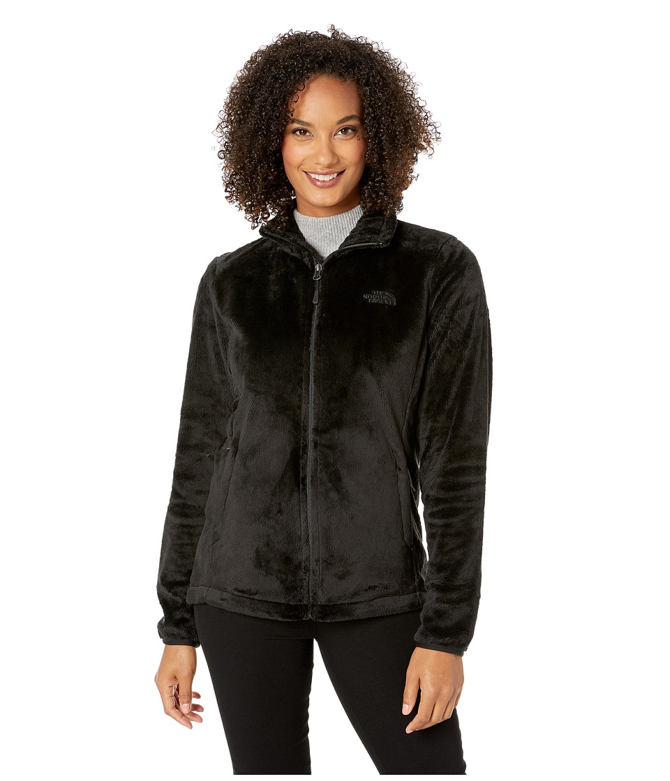 North Face Osito 2 Jacket (TNF Black) Women's Coat