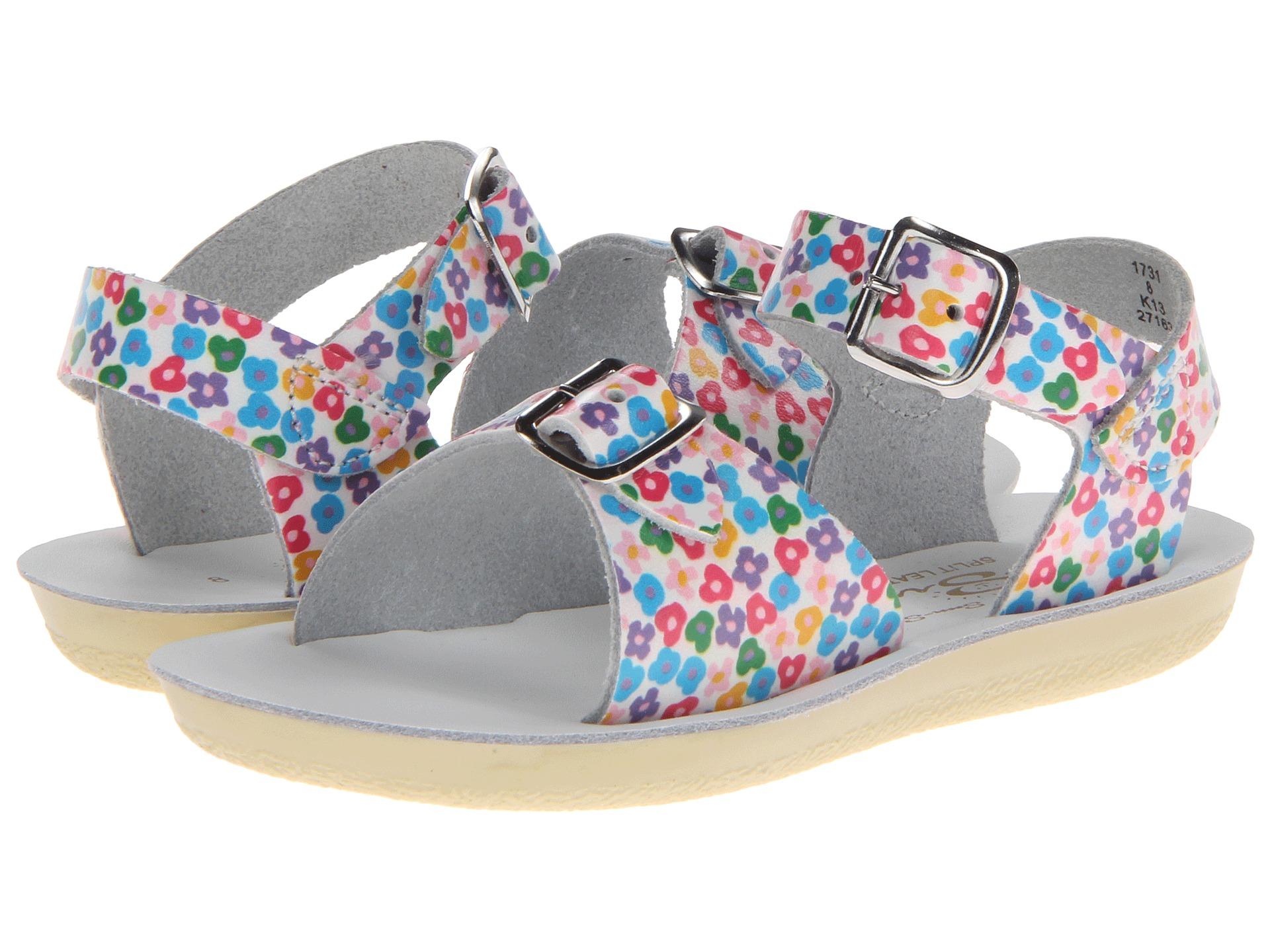 salt water sandal by hoy shoes sun san surfer infant toddler little kid free. Black Bedroom Furniture Sets. Home Design Ideas