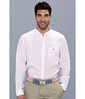 Vineyard Vines - Lake Worth Stripe Linen Shirt