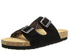 SKECHERS - Buckle Sandal (Black)