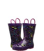 Western Chief Kids - Cool Zebra Rain Boot (Toddler/Little Kid)