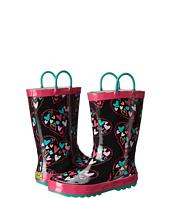 Western Chief Kids - Heart Doodle Rain Boot (Toddler/Little Kid)