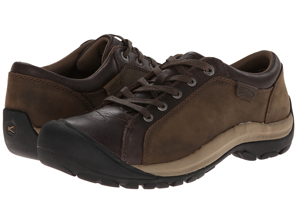 Keen - Briggs Leather (Cascade Brown) Women