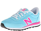 New Balance Kids 501 Little Kid, Big Kid Blue, Pink Shoes