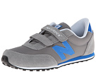 New Balance Kids KE410 Little Kid, Big Kid Grey, Blue Shoes