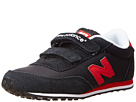 New Balance Kids KE410 Infant, Toddler Black, Red 14 Shoes