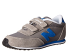 New Balance Kids KE410 Infant, Toddler Grey, Blue Shoes
