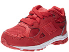 New Balance Kids 990v3 Infant, Toddler Red Shoes