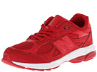 New Balance Kids KJ990V3 Big Kid Red Shoes